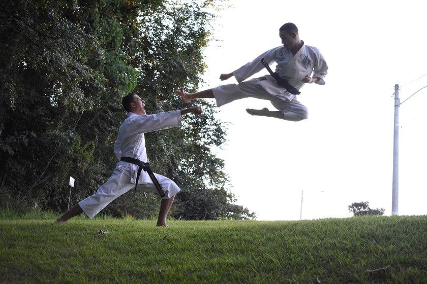 Beladiri untuk meningkatkan stamina dan vitalitas - Mokuzaisport