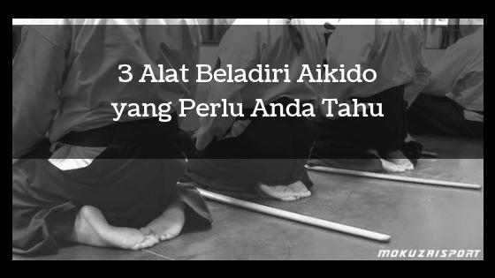 Alat Beladiri Aikido - mokuzaisport.com